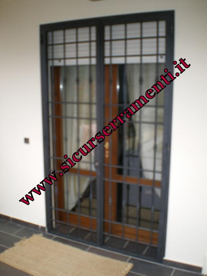 Sicur serramenti azienda leader nel settore serramenti e for Immagini inferriate per finestre