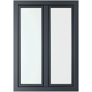 Finestra in alluminio pvc legno sicur serramenti - Prezzo finestra alluminio ...